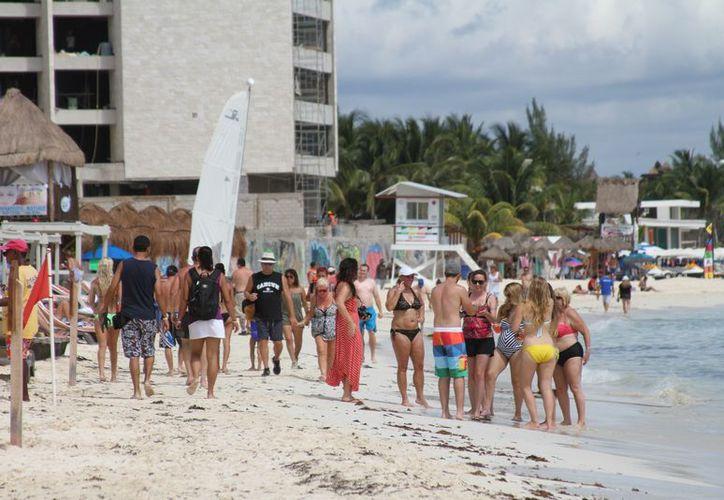 Un nuevo órgano se ocupará de la promoción turística de Quintana Roo.  (Adrián Barreto/SIPSE)