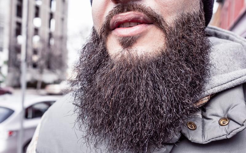 ¡ A rasurarse! hombres con barba tienen más gérmenes que los perros