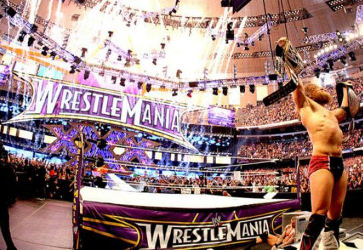 Randy Orton tendrá que defender el Campeonato de Estados Unidos ante Bobby Roode y Jinder Mahal. (Foto: Sky Sports)