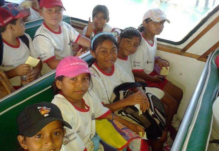 El programa está dirigido a los niños y jóvenes con edades comprendidas entre los 6 y los 14 años. (Redacción/SIPSE)