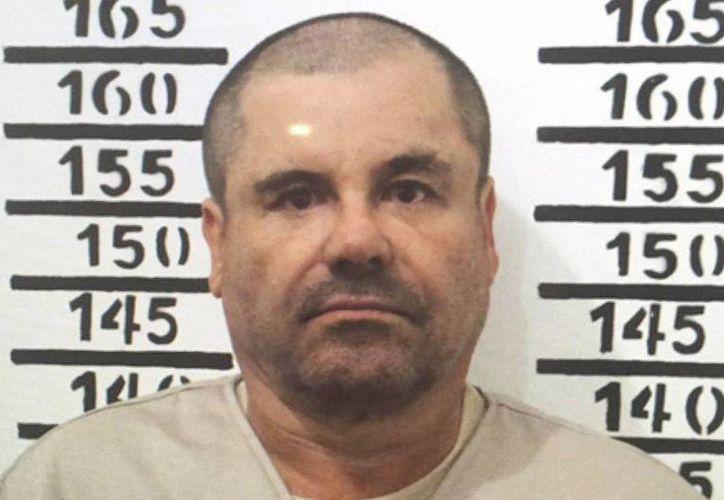Joaquín 'El Chapo' Guzmán fue recapturado el pasado 8 de enero en los Mochis, Sinaloa. (Archivo/Agencias)