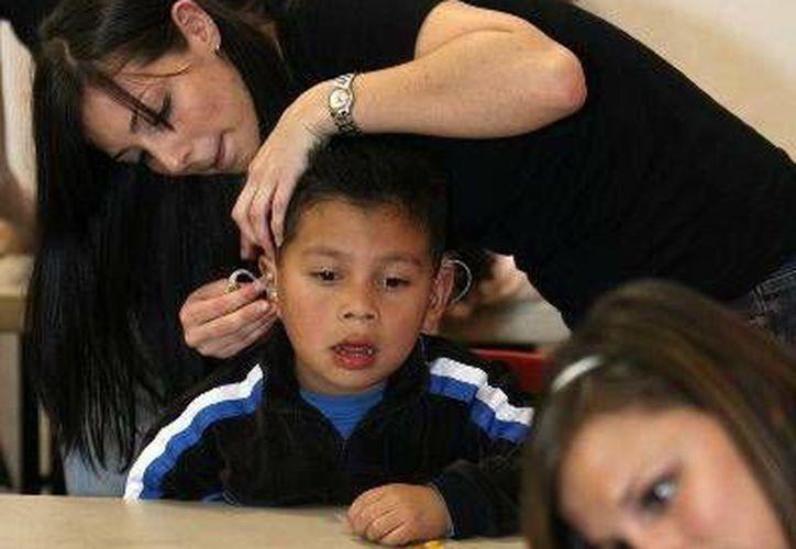 El tamiz auditivo neonatal identifica de manera oportuna problemas en los niños. (Milenio Novedades)