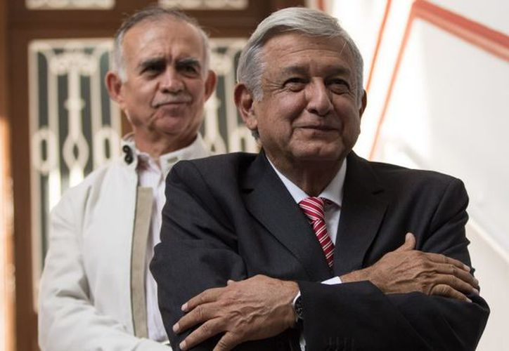 Andrés Manuel López Obrador tuvo una reunión con los empresarios. (animalpolitico.com)