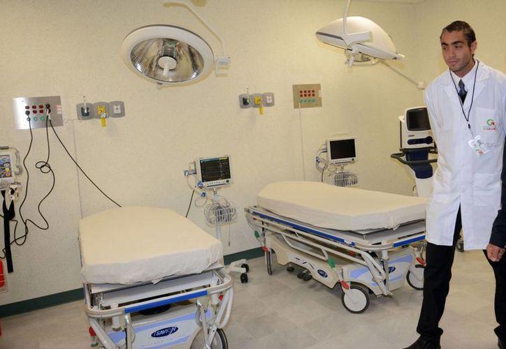 Según la demanda del IMSS, Orthopix International sobornó a funcionarios de salud en México para obtener contratos de equipamiento a hospitales. (Imagen de referencia/Archivo/Notimex)