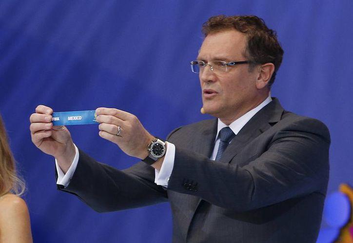 México quedó ubicado en el Grupo 'A', junto a Brasil, Croacia y Camerún. (Foto: Agencias)