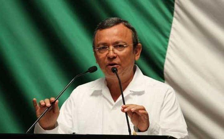 El presidente de la Gran Comisión, Manuel Aguilar Ortega, confirmó la participación de la entidad en el evento. (Redacción/SIPSE)