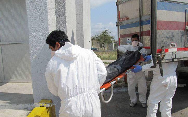 El cártel de Los Zetas ha cometido dos de las más horrendas matanzas en la historia de México: una de ellas la de 72 migrantes en San Fernando, Tamaulipas. (Archivo/AP)