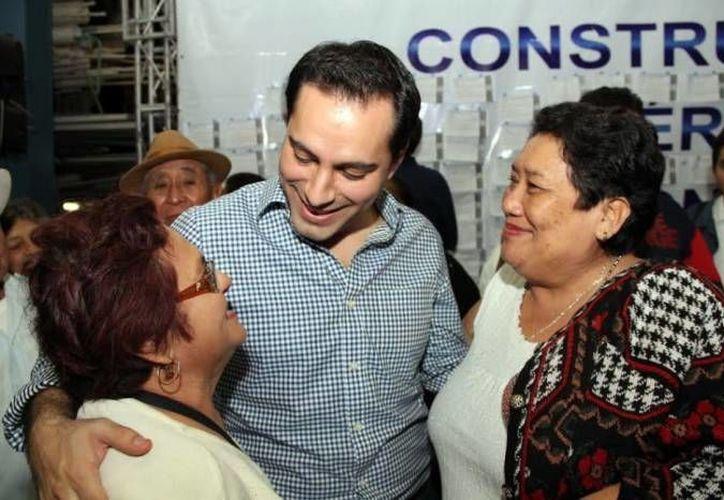 El alcalde de Mérida, Mauricio Vila, se reunió con el de Umán, Freddy Ruz Guzmán, para solucionar un lío limítrofe que afecta incluso en el plano electoral. (Foto de contexto de Milenio Novedades)