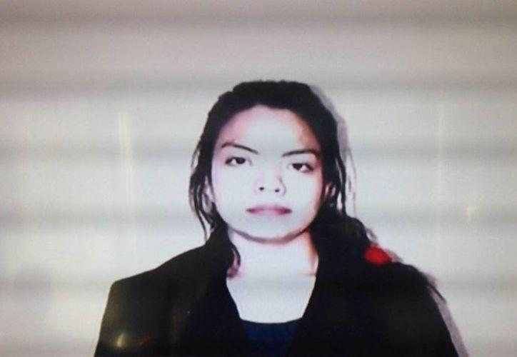Noemí Berumen Rodríguez está acusada del delito de encubrimiento, al prestar auxilio al expresidente municipal de Iguala, Guerrero, José Luis Abarca Velázquez, y a su esposa, María de los Ángeles Pineda Villa. (PGR)