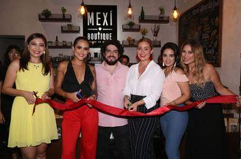 Inauguran MEXI BOUTIQUE