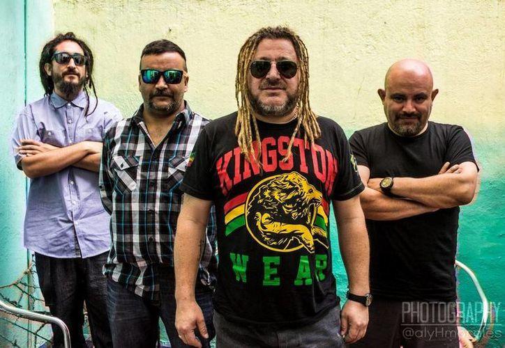 Gondwana publicará su octavo disco en mayo, como parte de los festejos de sus tres décadas de trayectoria en el reggae chileno.(Foto tomada de Facebook/Gondwana)