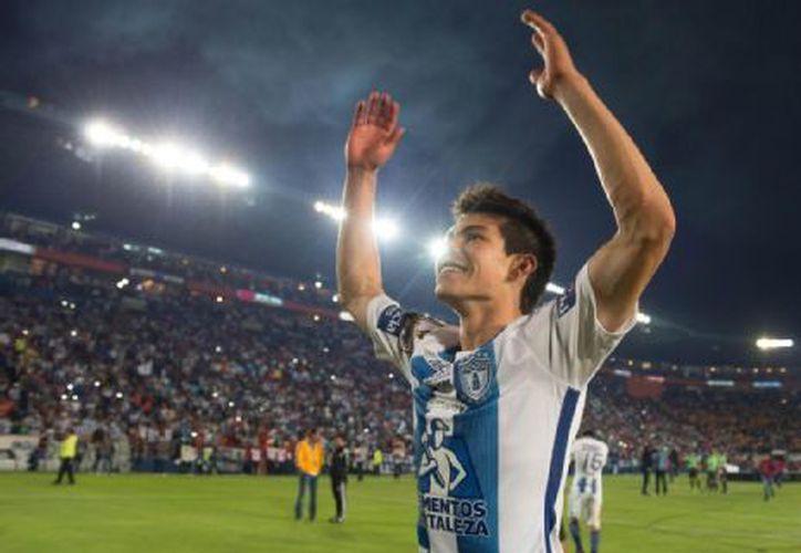 El directivo dijo estar orgulloso del Club Pachuca. (ESPN)