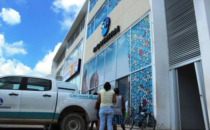 La iniciativa de quitar la concesión de esta empresa en Solidaridad, podría extenderse también en Benito Juárez e Isla Mujeres. (Daniel Pacheco/SIPSE)