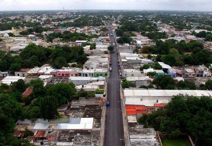 Este viernes se entregaron varias obras de rehabilitación de calles en el Centro de Mérida. Imagen utilizada solo con fines ilustrativos. (Milenio Novedades)