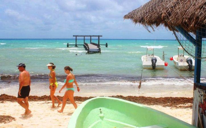 A pesar de que se ubica lejos de Quintana Roo, el huracán Matthew puede tener efectos en las costas de la entidad. (Daniel Pacheco/SIPSE)
