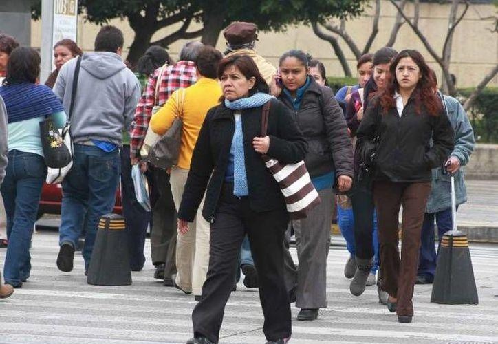 Sonora, Chihuahua y Coahuila son los primeros estados afectados por el frente frío número cuatro. (Agencias)