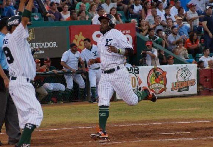 El partido inaugural de Leones será el próximo 3 de abril frente a Tigres de Quintana Roo. (Foto tomada de Leone.Mx)