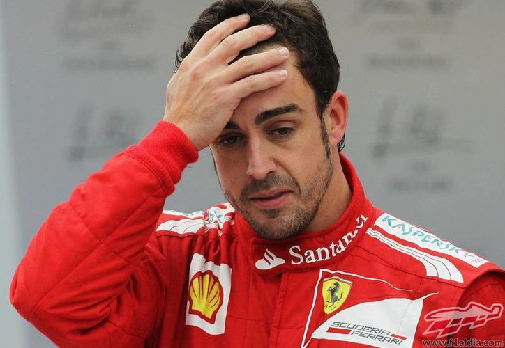 El español Fernando Alonso fue sometido hace poco a un control anti-doping. (www.f1aldia.com)