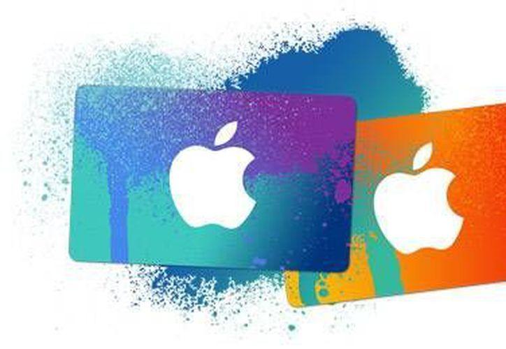 Apple emitió algunas recomendaciones sobre la compra y uso de sus tarjetas para iTunes. (apple.com)