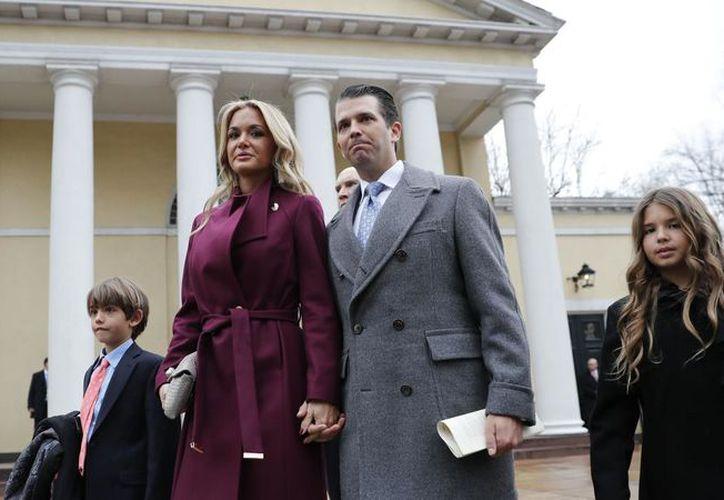 Aparentemente no se espera una batalla legal por la custodia de los cinco hijos de la pareja o sus bienes. (Foto: Univision)