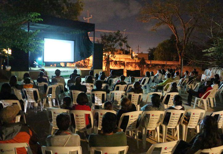 Las proyecciones se realizarán del 9 al 25 de febrero en el Parque La Ceiba, sede de El Cine Club. (Foto: Adrián Barreto/SIPSE)