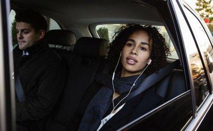 Usuarios de UberPool consideran que es una opción buena y barata. (Cortesía Uber.com)