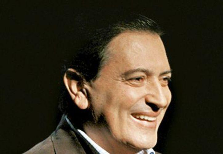 Luis Armando Reynoso Femat, exgobernador de Aguascalientes en entrevista en el Tragaluz. (Gonzalo Ortuño/Milenio)