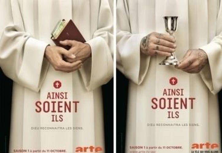 La serie versa sobre cinco jóvenes candidatos a sacerdote en el Seminario de los Capuchinos. (www.wordpress.com)