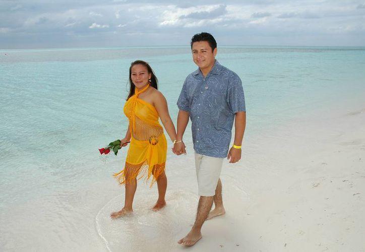 La isla era conocida como un destino de bodas y de descanso de los recién casados. (Julián Miranda/SIPSE