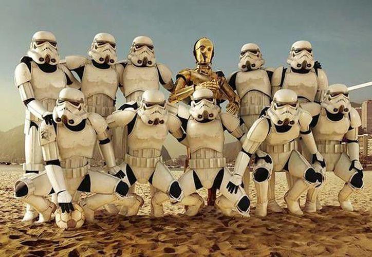 Un total de 520 equipos de fútbol participarán en 'Copa Star Wars 2015'. (Contexto/Internet)