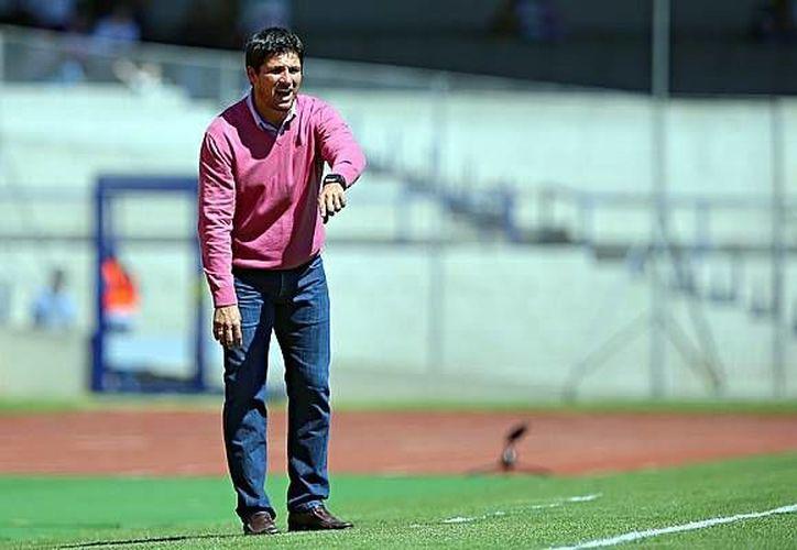 """El técnico de """"Potros de Hierro"""" del Atlante, Gabriel Pereyra, buscará ofrecer mejores resultados a la afición. (Foto/Internet)"""