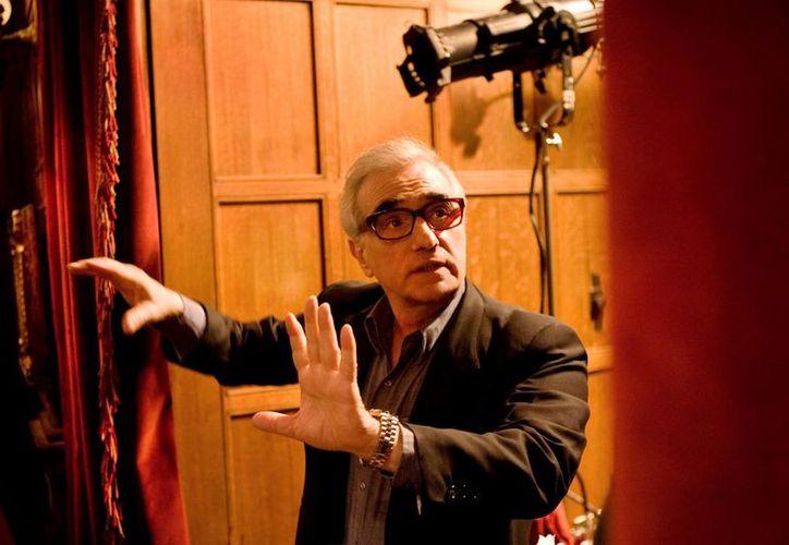 Actualmente Martin Scorsese triunfa con su película 'El Lobo de Wall Street', que protagoniza Leonardo DiCaprio. (today3d.com)