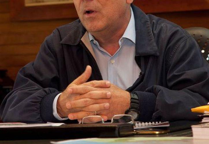 Navarro será el encargado de la Presidencia por 24 horas. (fundelec.gob.ve)