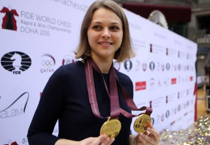 La campeona mundial de ajedrez no competirá en Arabia Saudí por sus reglas machistas. (Foto: AFP)