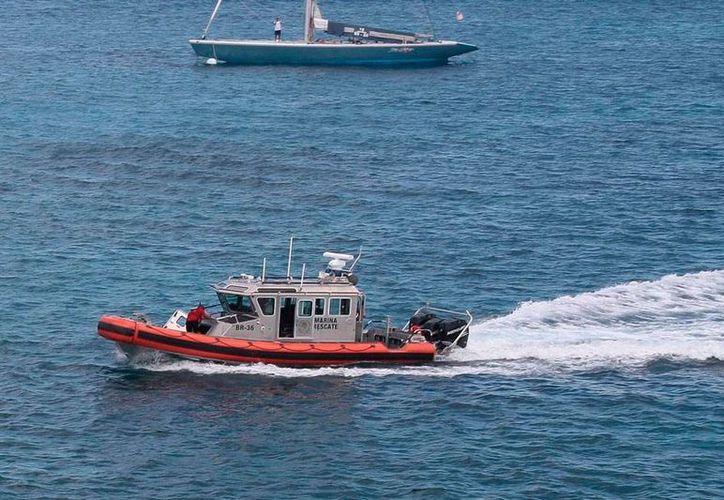 Un yate desapareció en aguas del Golfo de México, luego de zarpar de Progreso con destino a Isla Mujeres. La imagen está utilizada sólo con fines ilustrativos. (Milenio Novedades)