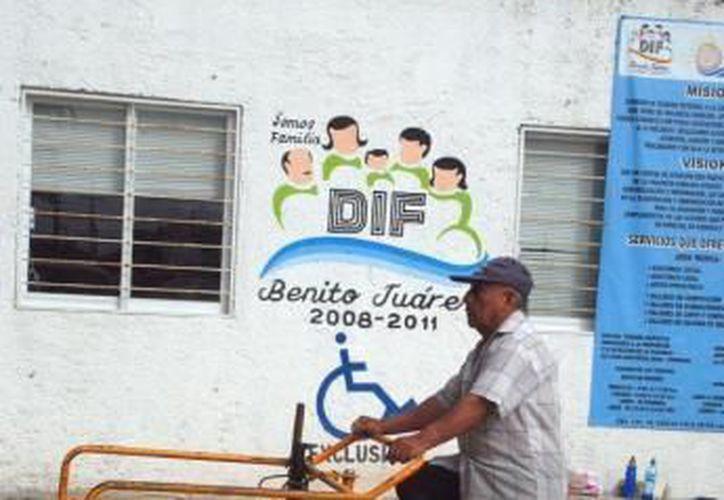 En la Casa de Asistencia Temporal, del DIF, previenen y sensibilizan a los pequeños y a la sociedad en general. (Redacción/SIPSE)