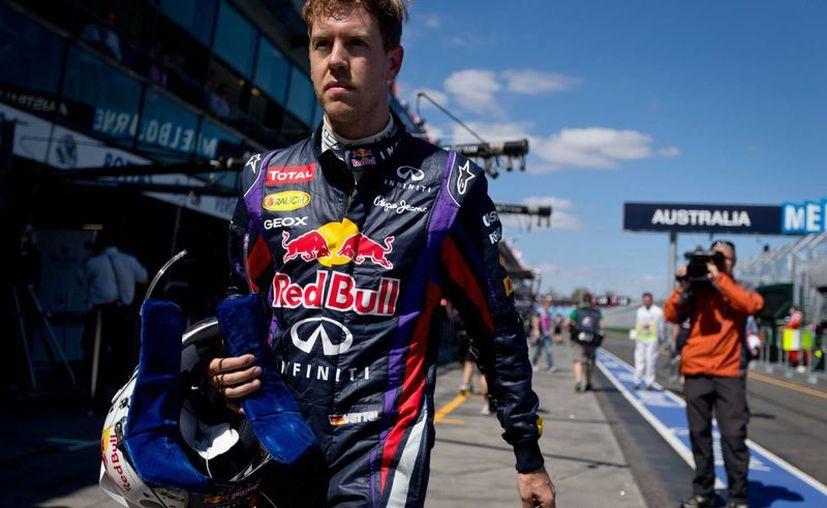 Vettel pidió también perdón a su coequipero por haberle arrebatado la victoria. (Foto: Agencias)