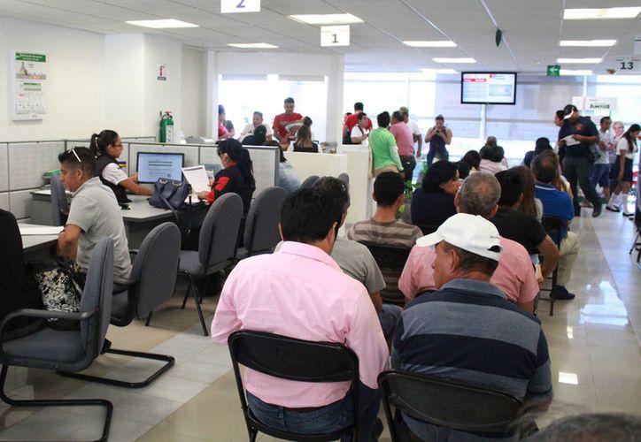 El fisco requerirá la presentación de la declaración a los contribuyentes. (Luis Soto/SIPSE)