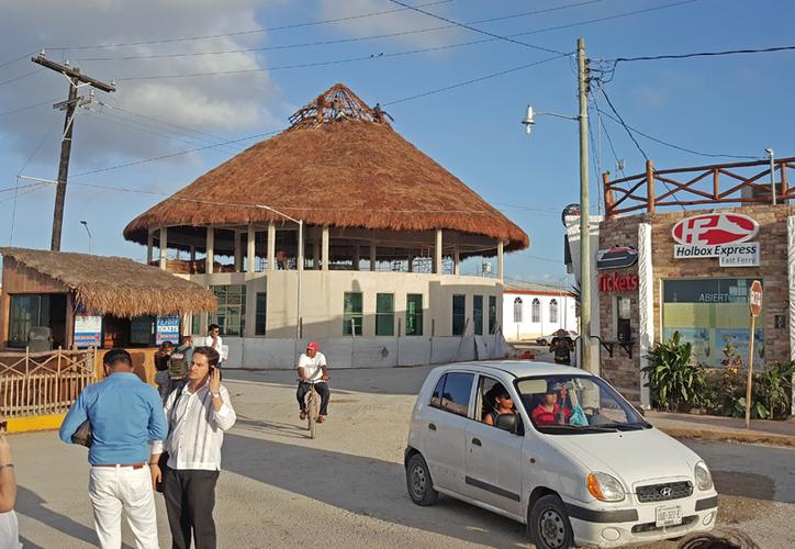 Solferino se vislumbra como el centro dotador de mano de obra para los desarrollos turísticos que se hagan en Holbox. (Jesús Tijerina/SIPSE)