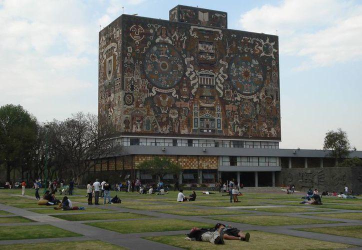 Entre las facultades de la UNAM que se unirían al paro están Arquitectura, Economía, Filosofía y Letras y la Escuela Nacional Preparatoria 2 y 3. (Archivo/SIPSE)
