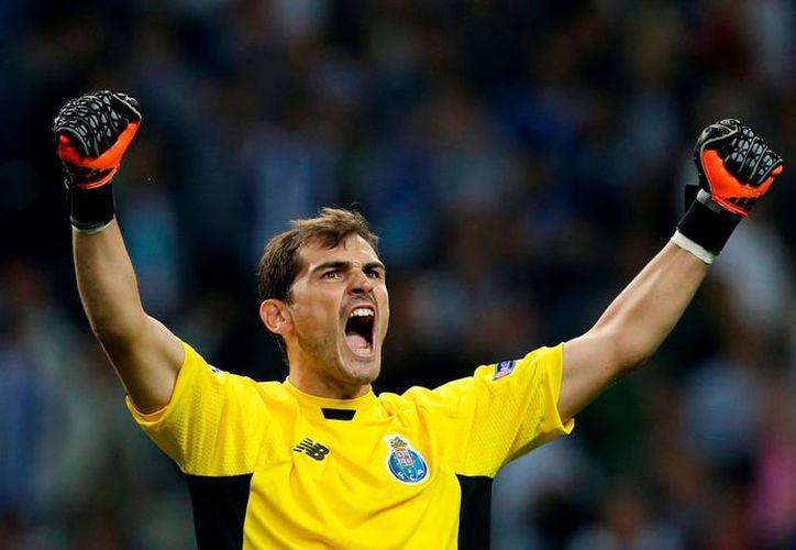 El premio representa algo muy especial para Iker Casillas. (Foto: Contexto)