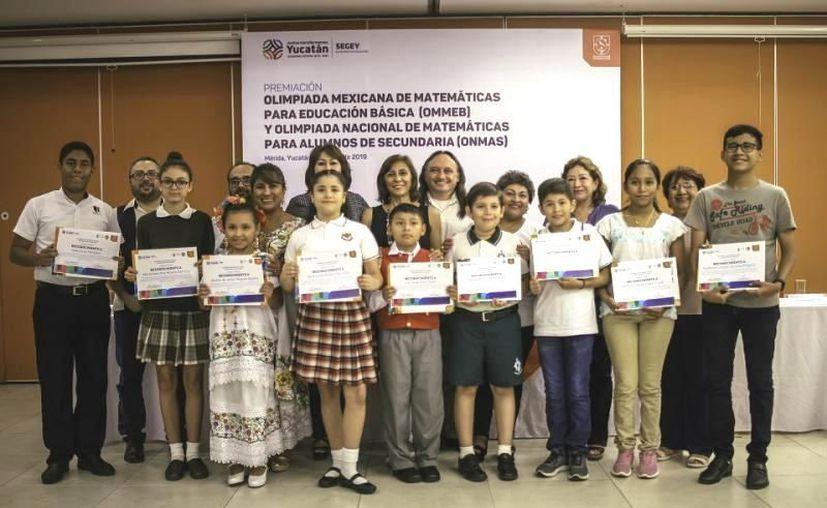 La fase nacional de la Ommeb se realizará del 14 al 17 de junio en Oaxtepec y la Onmas, del 30 de mayo al 2 de junio en Tepic. (Novedades Yucatán)