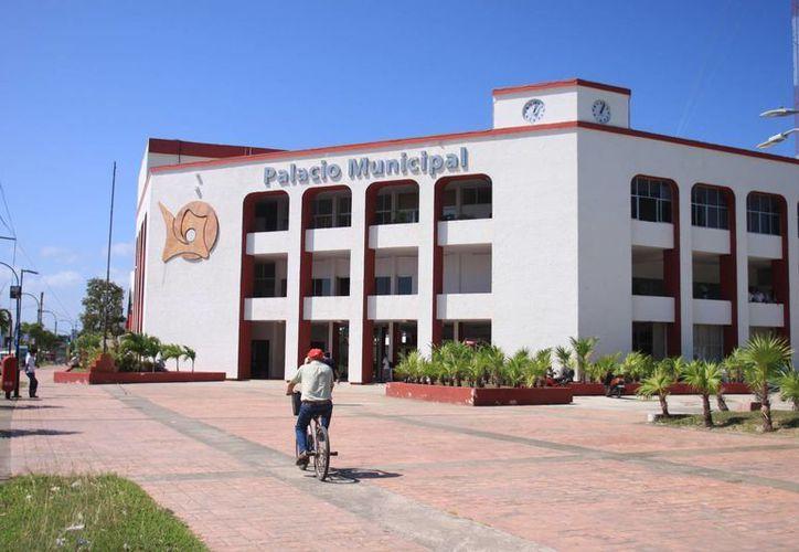 Considera el sector empresarial urgente un freno a la inestabilidad organizacional y administrativa que se suscita al interior del Ayuntamiento othonense. (Enrique Mena/SIPSE)