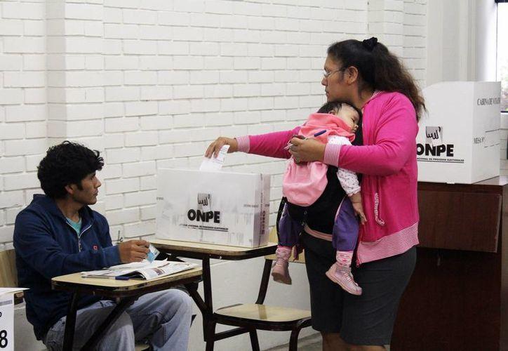 El domingo se reportó una jornada electoral tranquila, de acuerdo con las autoridades. (Archivo/Notimex)