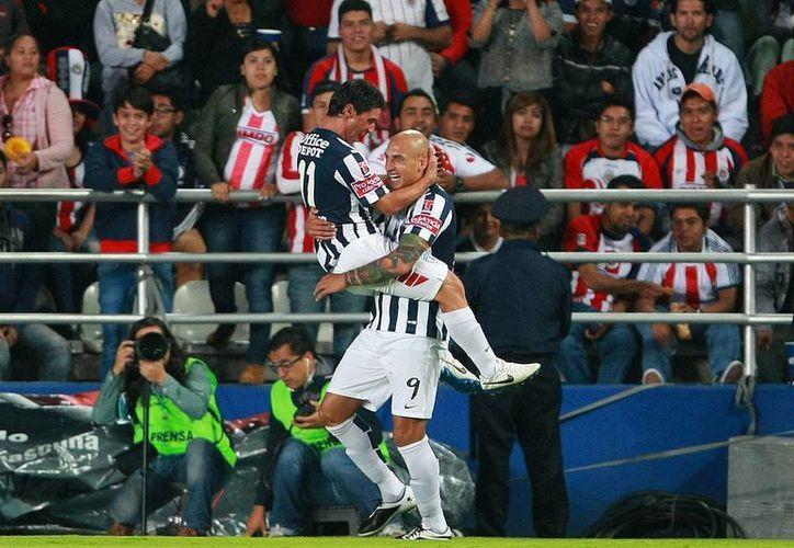 El argentino Ariel Nahuelpán anotó par de goles al 40 y 66. (Foto: Jam Media)