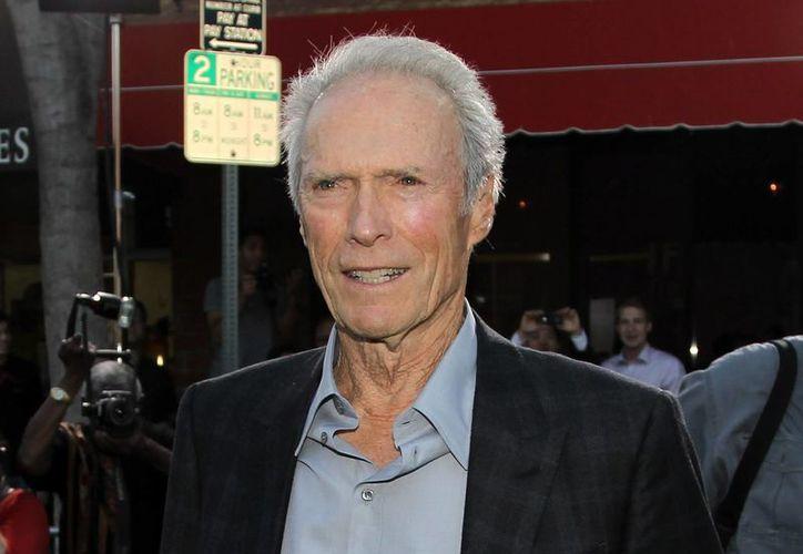 """La última película de Eastwood que vio la luz fue """"J. Edgar"""", en 2011. (Agencias)"""