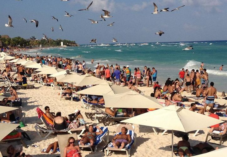 Se espera que 2014 cierre con un aumento de 5% en el número de visitantes alemanes. (Redacción/SIPSE)