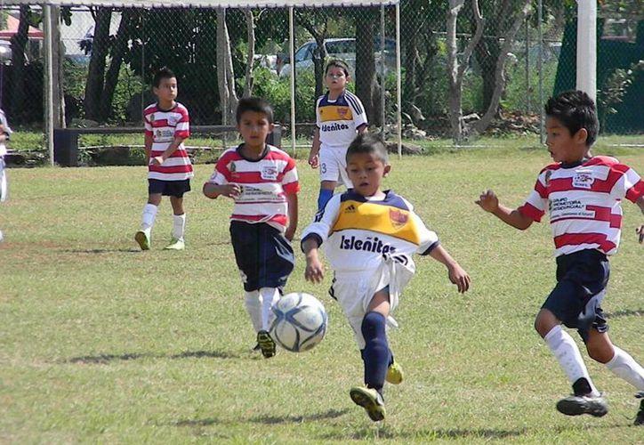 El Colegio Alexandre marcha invicto en el inicio de la temporada, sin embargo Tigres, se encuentra atrás. (Ángel Mazariego/SIPSE)