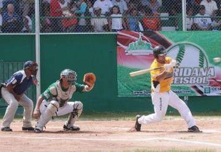 La Liga Meridana llegará a los campos de las comisarías de Mérida. (Sipse)