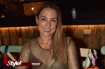 Sirenia Rebanal festeja su cumpleaños
